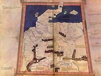Немецкие ученые нашли Лейпциг на карте II века нашей эры
