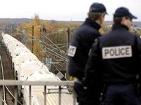 Поезд с ядерными отходами прибыл в Германию