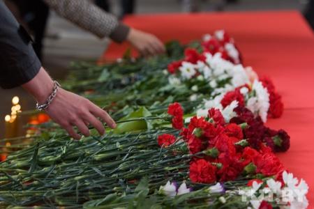 Беларусь скорбит по погибшим в теракте