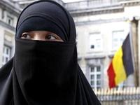 В Бельгии вступил в действие запрет на ношение паранджи
