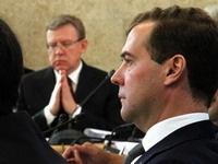 Кудрин ушел в отставку после конфликта с Медведевым