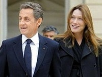 Карла Бруни-Саркози назвала дочку Джулией