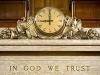 """Конгресс США подтвердил приверженность девизу """"На Бога уповаем"""""""