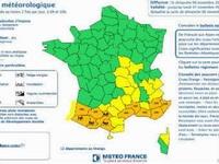 Из-за наводнений во Франции эвакуированы сотни человек