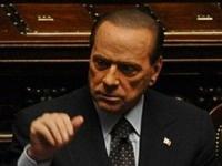 Берлускони назвал срок своей отставки