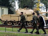 Великобритания объявила о начале вывода войск из Германии