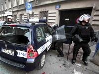 Польская полиция арестовала более 200 участников беспорядков