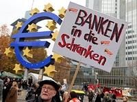 Акции протеста в Берлине и Франкфурте собрали 18 тысяч человек