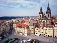 В Праге тысячи людей протестуют против мер жесткой экономии и вспоминают коммунистическое время