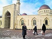 В Киеве открылась первая мечеть