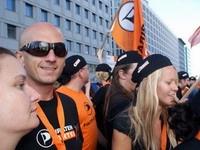 Пиратская партия Германии начала терять поддержку