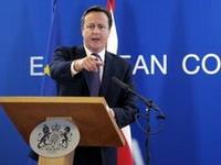 Британский премьер заблокировал план Меркель-Саркози