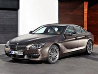 """Компания BMW добавила """"шестой серии"""" две двери"""