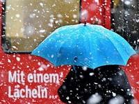 """Ураган """"Йоахим"""" вызвал транспортный коллапс в Германии"""