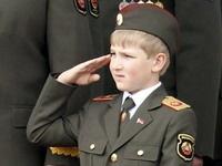 Самый ценный подарок для Коли Лукашенко - оружие