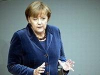 Меркель не считает Европу главной экономической проблемой мира