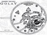 Pierre Michel Golay и его великолепные часы на выставке WPHH 2012