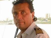 """Капитана """"Коста Конкордиа"""" хотят посадить в тюрьму на 2697 лет"""