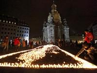 13 тысяч жителей Дрездена помешали акции неонацистов
