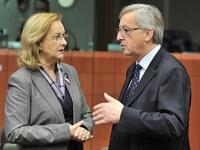 """Глава Еврогруппы прервал заседание из-за """"болтовни"""" австрийского министра"""
