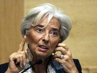Лагард: Мировая экономика начинает выходить из рецессии