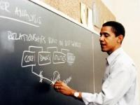 Обама решил вернуться к преподаванию