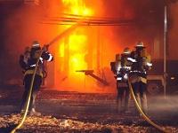 При пожаре в Германии погибли 14 инвалидов