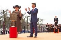 Королева Беатрикс открыла Государственный музей Нидерландов