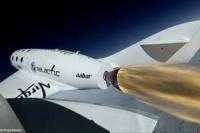 Первый корабль для космических туристов SpaceShipTwo успешно прошел испытания