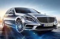 Новый S-класс от Mercedes показался в Сети за две недели до премьеры