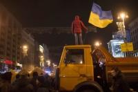 Оппозиция блокировала правительство Украины