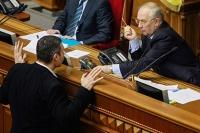 Верховная Рада начала рассматривать вопрос о недоверии правительству