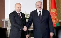 """Встреча Лукашенко с Турчиновым длилась более трех часов, они """"нашли понимание по всем волнующим проблемам"""""""