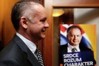 Предприниматель Андрей Киска стал новым президентом Словакии
