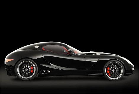 Британцы запустили в серию самый быстрый в мире дизельный спорткар