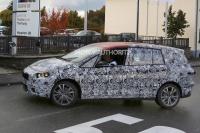 Переднеприводную BMW сделают семиместной