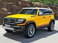 """Новая модель Mercedes-Benz отправит на пенсию легендарный """"Гелендваген"""""""