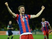 «Бавария» завоевала Кубок Германии по футболу