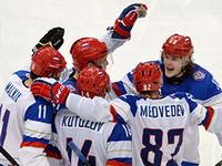 Сборные России и Чехии вышли в полуфинал чемпионата мира по хоккею