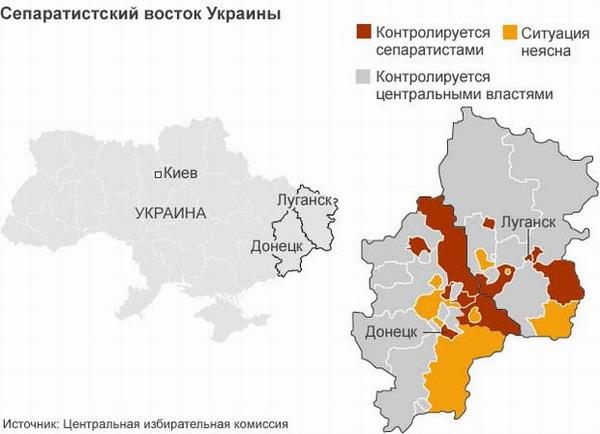 Пять особенностей президентских выборов в Украине