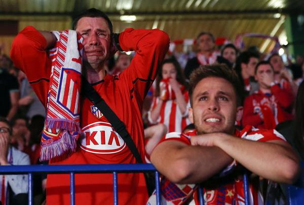 Финал Лиги чемпионов: «Реал» разгромил «Атлетико» в дополнительное время 4:1