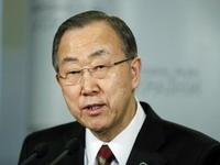 Генсекретарь ООН Пан Ги Мун готов выступить посредником в урегулировании кризиса в Украине