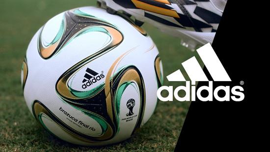 Представлен мяч финала Чемпионата мира по футболу