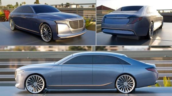 Mercedes-Benz готовит новый флагман U-Class