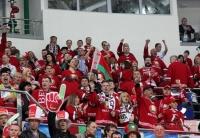 Беларусь разгромно проиграла США на старте чемпионата мира по хоккею