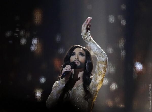 Победительницей «Евровидения-2014» стала бородатая Кончита Вурст