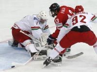 Белорусы в трудном поединке вырвали победу у сборной Швейцарии