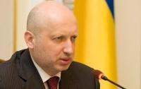 Турчинов: Убыток Украины от аннексии Крыма уже насчитывает 100 млрд долларов