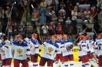 Сборная России по хоккею обыграла команду Германии