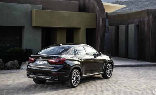 Новый BMW X6: первые фото